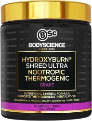 Body Science BSc Hydroxyburn Shred Ultra