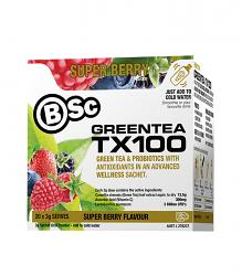 Body Science BSc GreenTea TX100 - Trial Size