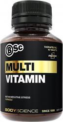 Body Science BSc Multi Vitamin Executive Stress Formula