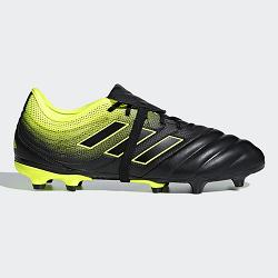 Adidas Copa Gloro 19.2 FG | Unisex | Core Black Solar Yellow