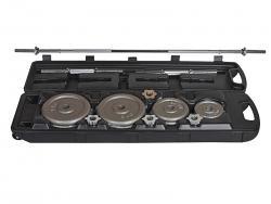 50kg Adjustable Dumbbell / Barbell Set
