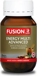 Fusion Health Energy Multi Advanced
