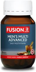 Fusion Health Mens Multi Advanced