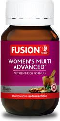 Fusion Health Womens Multi Advanced