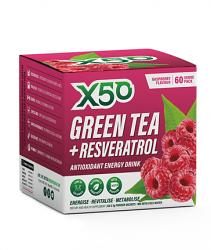 Green Tea X50 Sachets