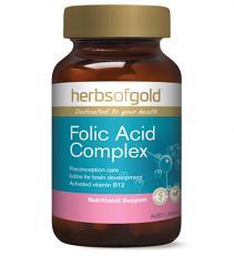 Herbs of Gold Folic Acid Complex