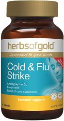 Herbs of Gold Cold & Flu Strike