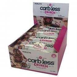 Horleys Carb Less Crunch Bars