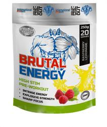 International Protein Brutal Energy Pre-Workout