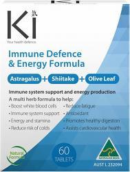 Martin & Pleasance KI Immune Defence