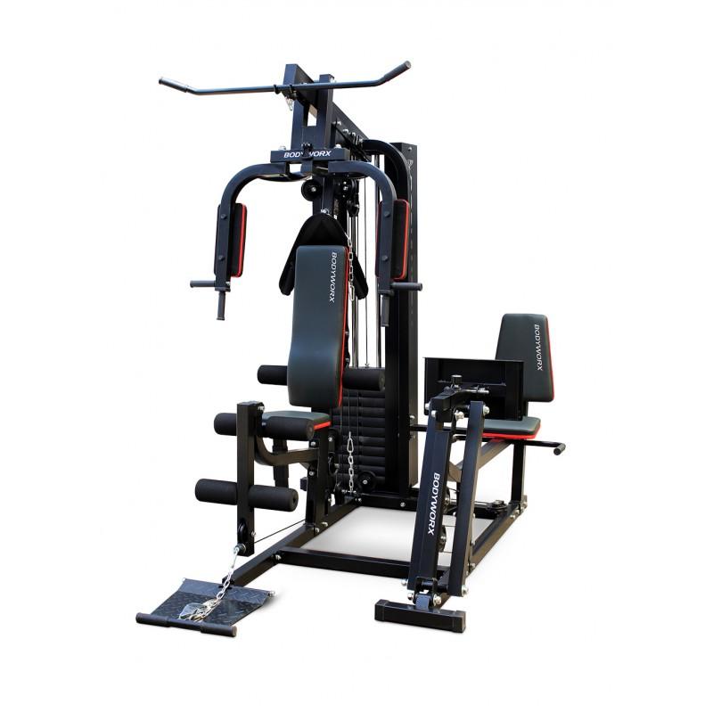 Bodyworx L8000LP Home Gym w/ Leg Press