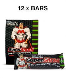 Maxs Super Shred Protein Bar