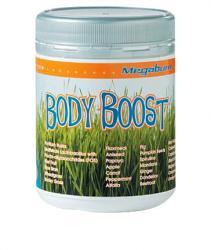 Megaburn Body Boost Powder