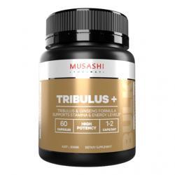 Musashi Tribulus Capsules