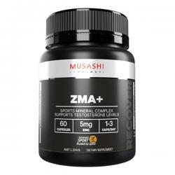 Musashi ZMA+