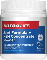 Nutra-Life Concentrated Joint Powder with MSM