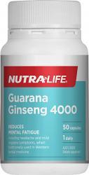 Nutra-Life Guarana Ginseng 4000