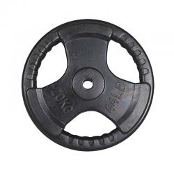 Standard Rubber Coated Weight Plate