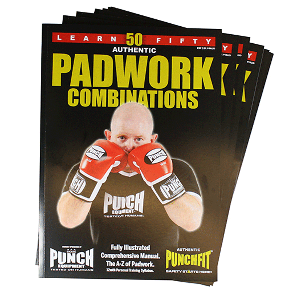 Punch 50 Combo Pad Work Manual