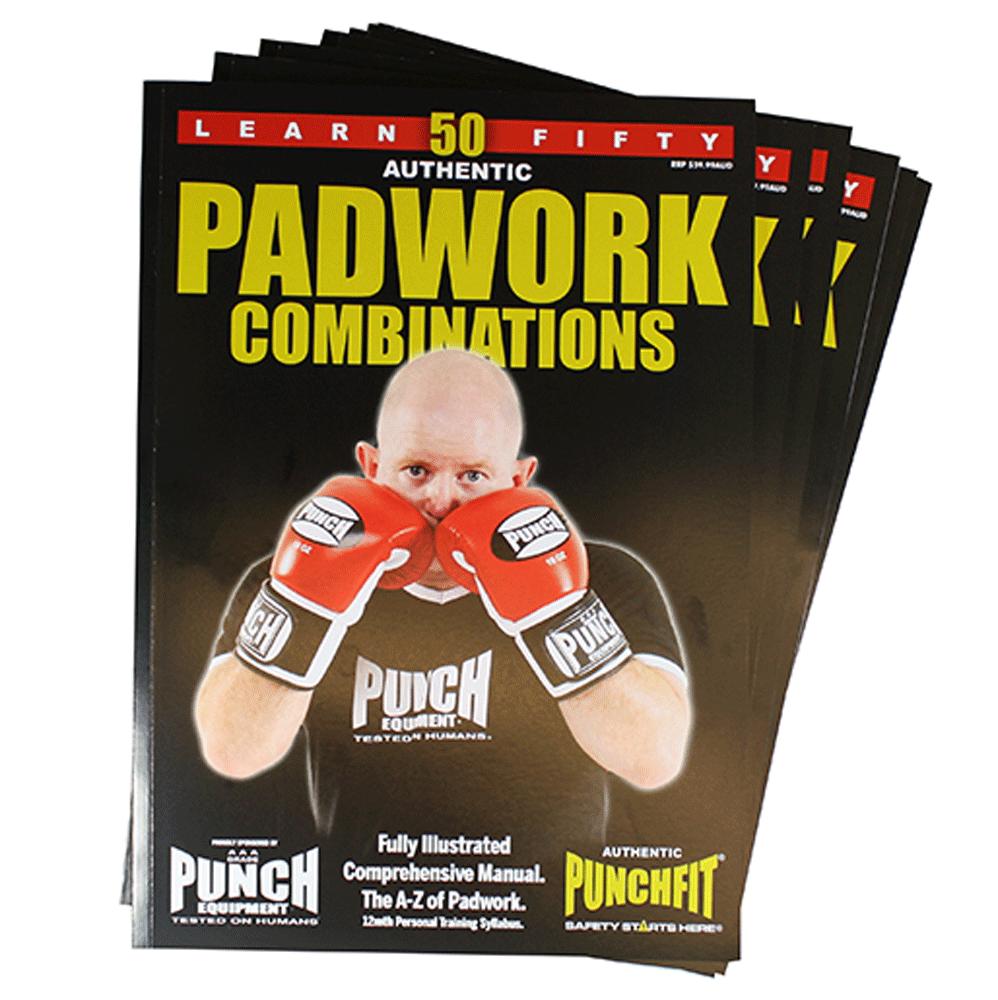 Punch 50 Combo Pad Work Manual