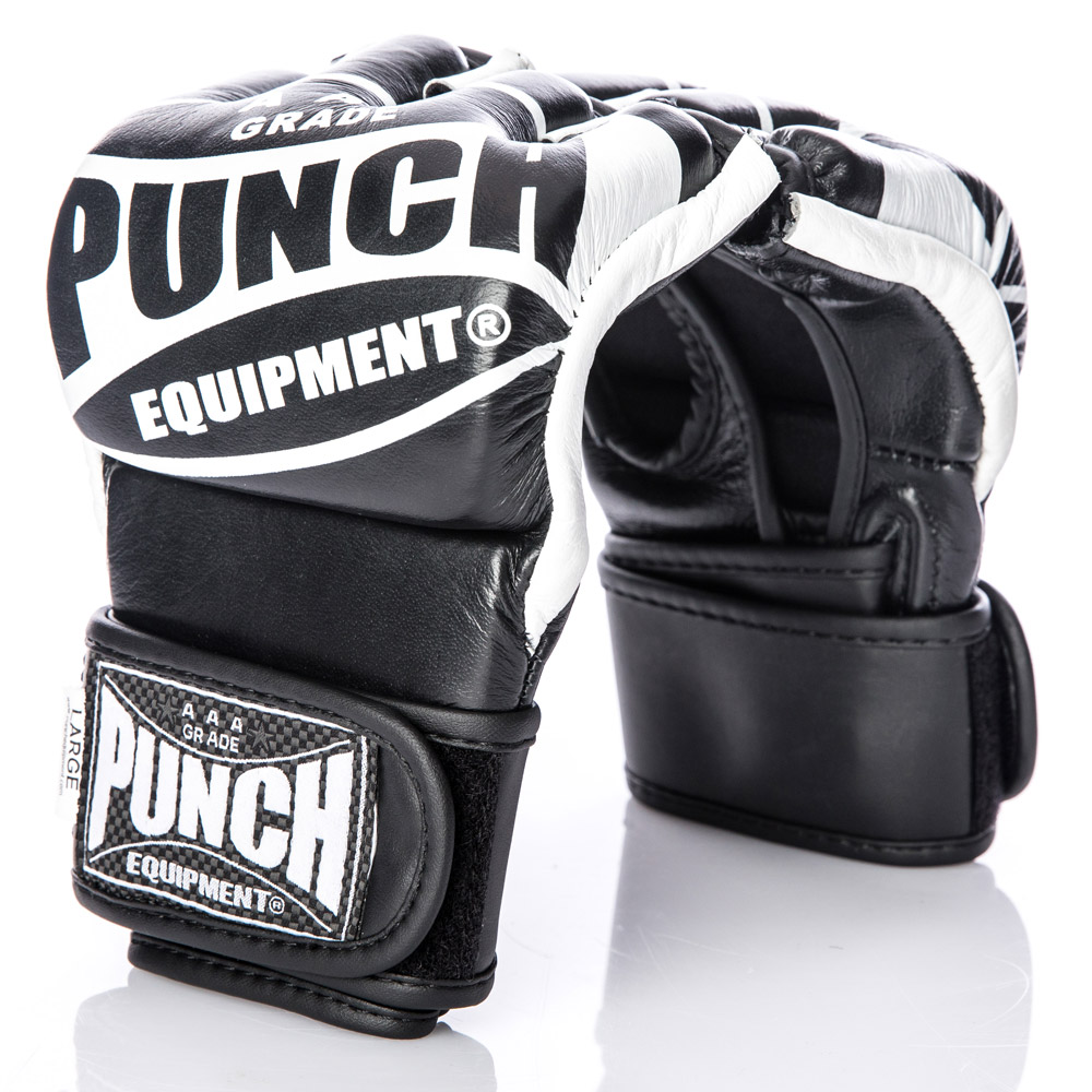 Punch MMA Training Mitts Curved