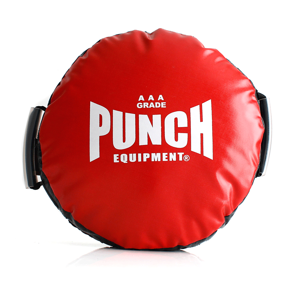 Punch Round Shield