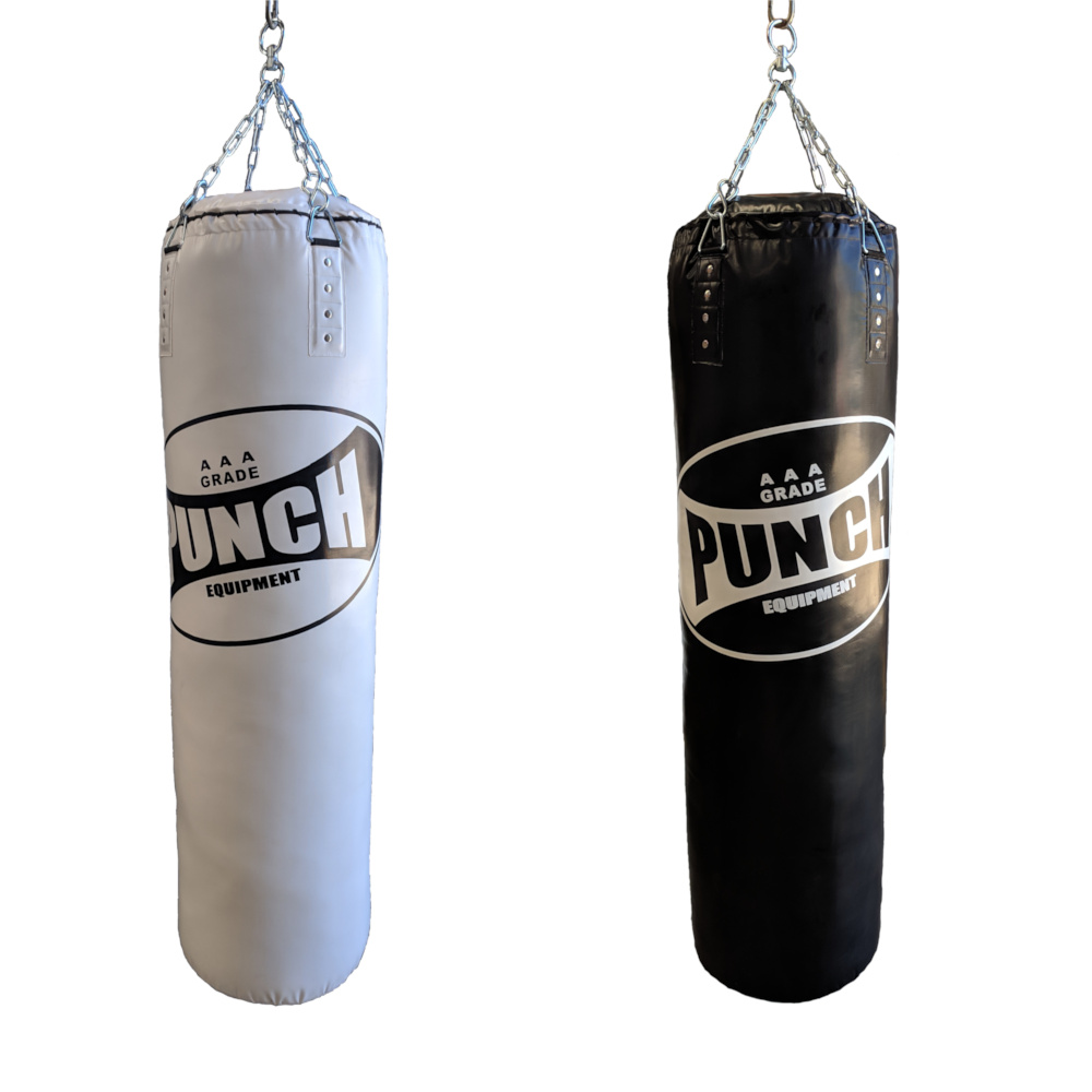 Punch 40cm Wide Refillable Boxing Bag