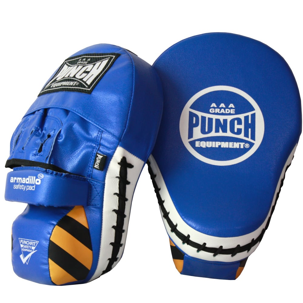 Punch Armadillos Safety Focus Pads