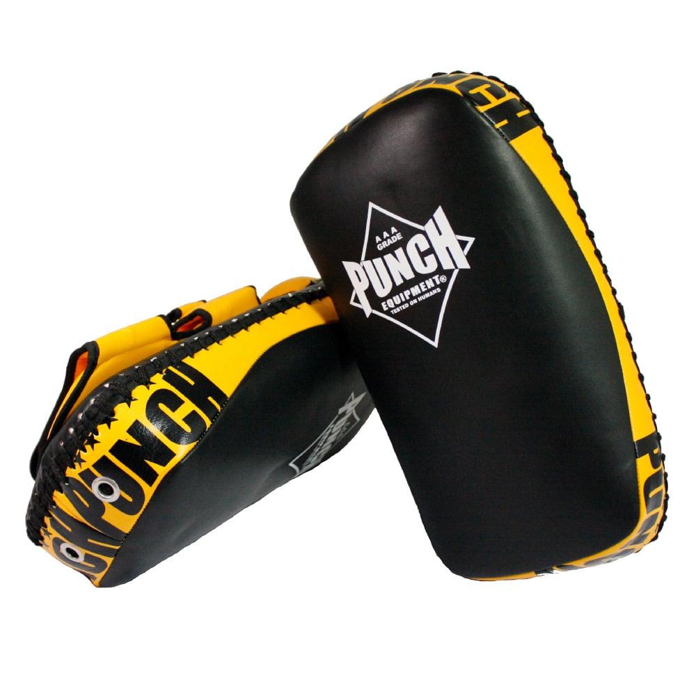 Punch Black Diamond Lumpinee Thai Pads