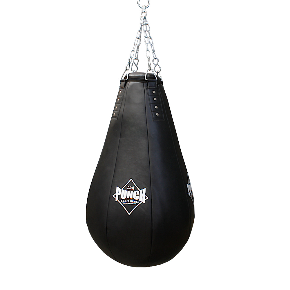 Punch Black Diamond Tear Drop Bag