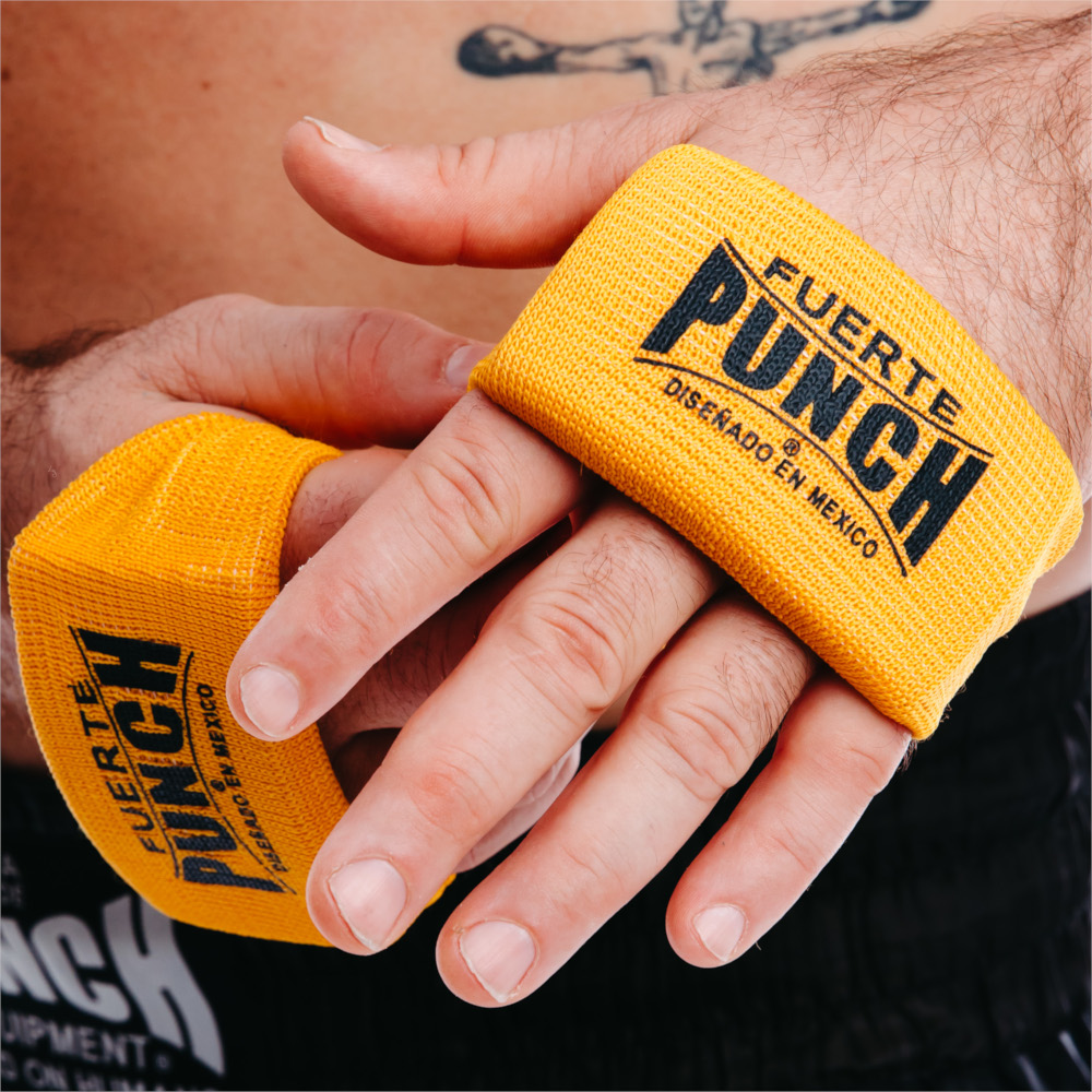 Punch Mexican Fuerte Gel Knuckle Protector