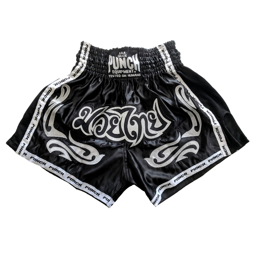 Punch Contender Thai Shorts