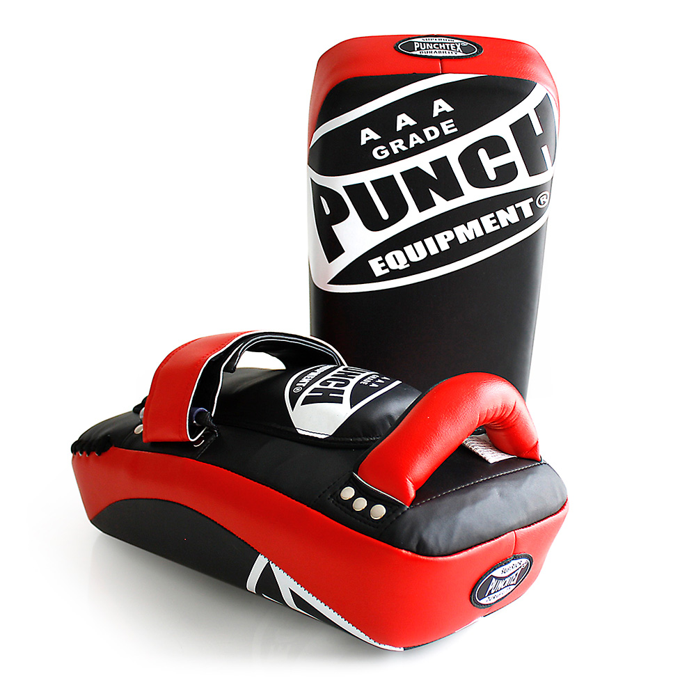 Punch AAA Curved Thai Pads