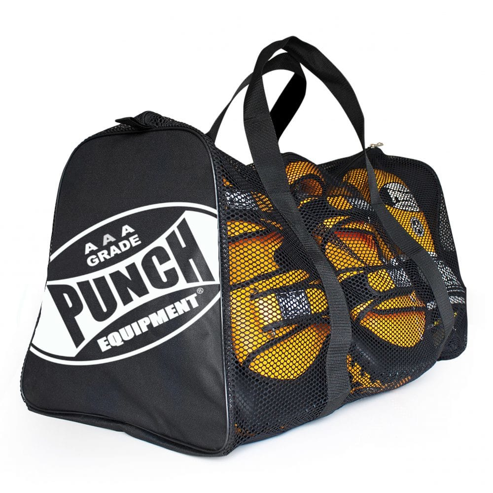 Punch Mesh Gear Bag