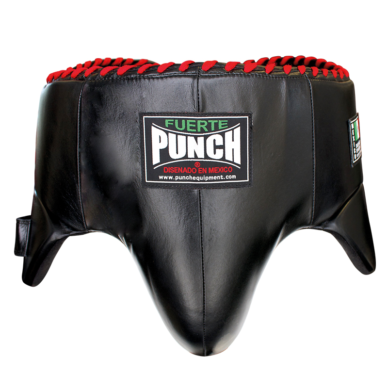 Punch Mexican Fuerte Groin Guard