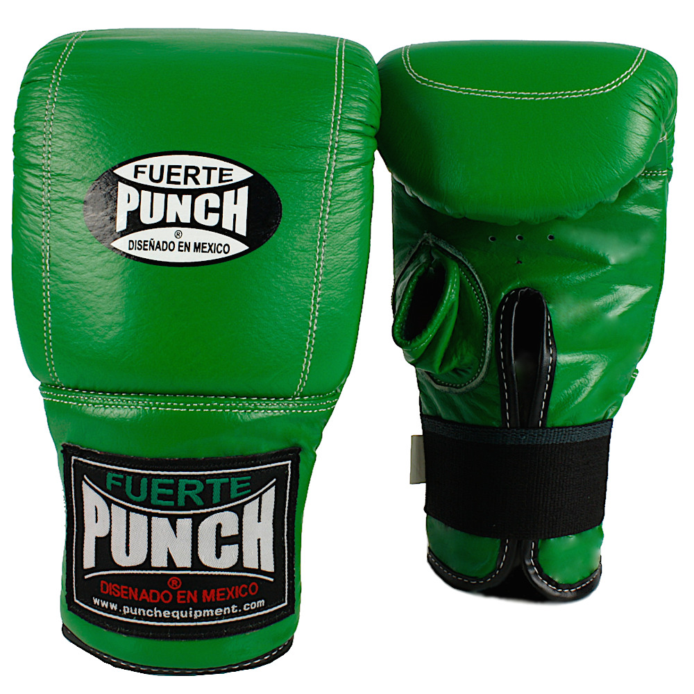 Punch Mexican Fuerte Bag Mitts