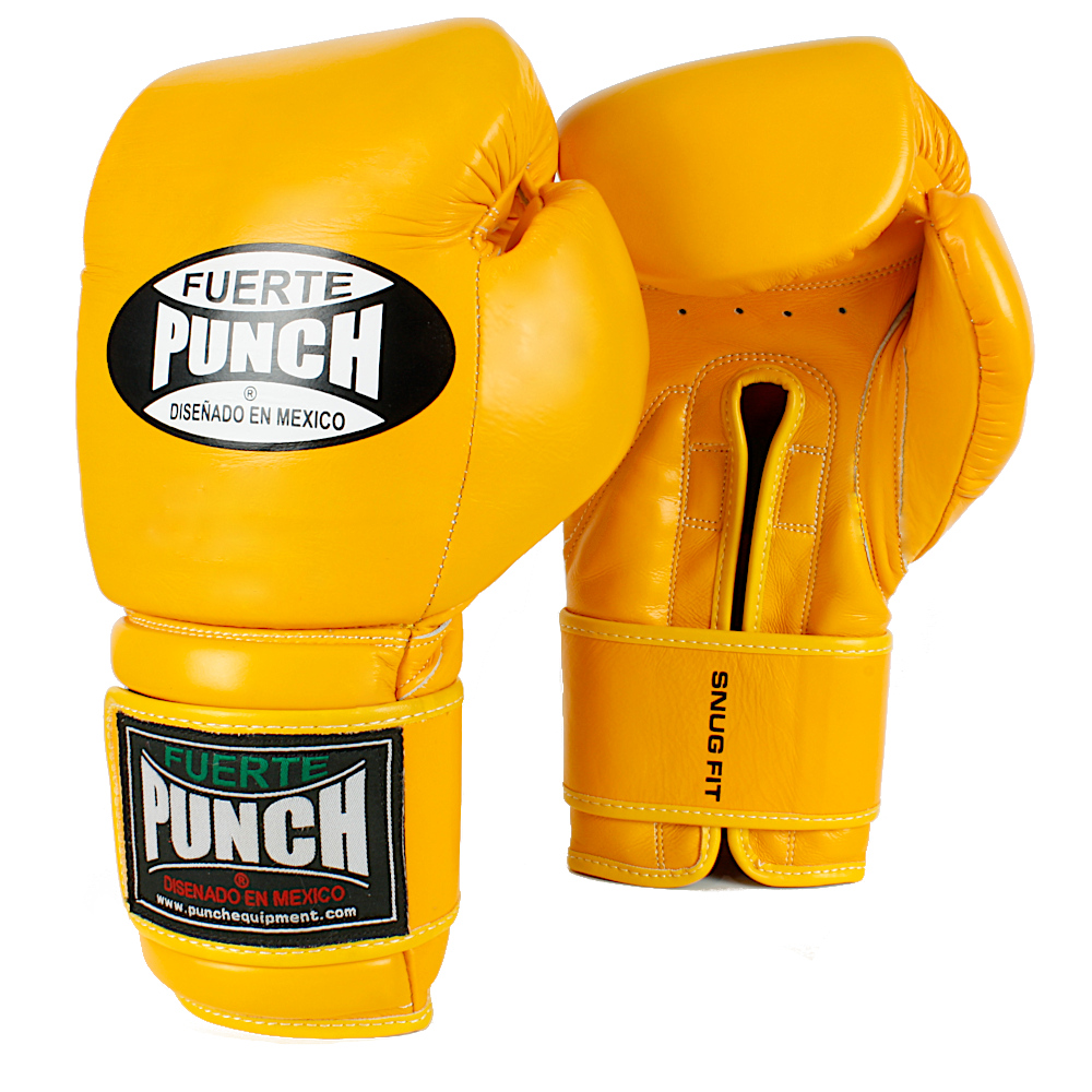 Punch Mexican Fuerte Elite Boxing Gloves