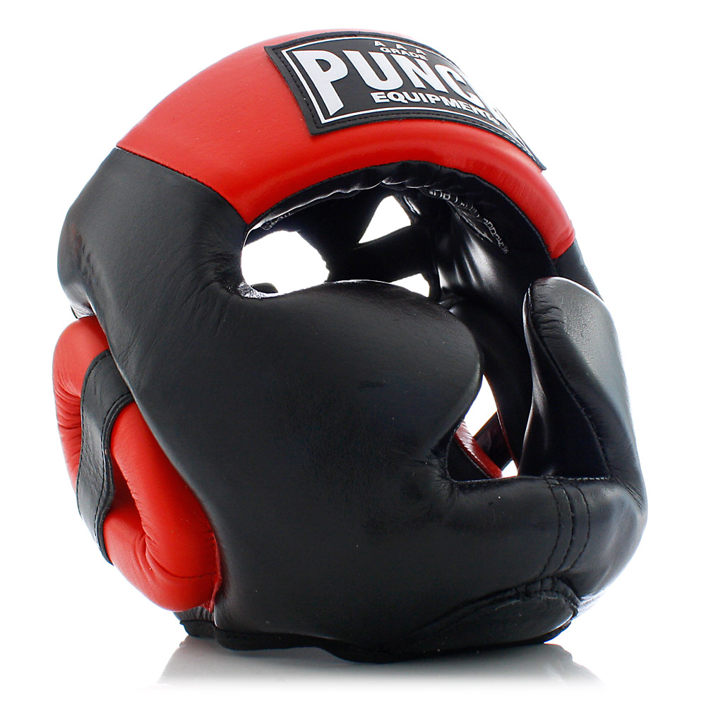Punch Trophy Getter Full Face Head Gear
