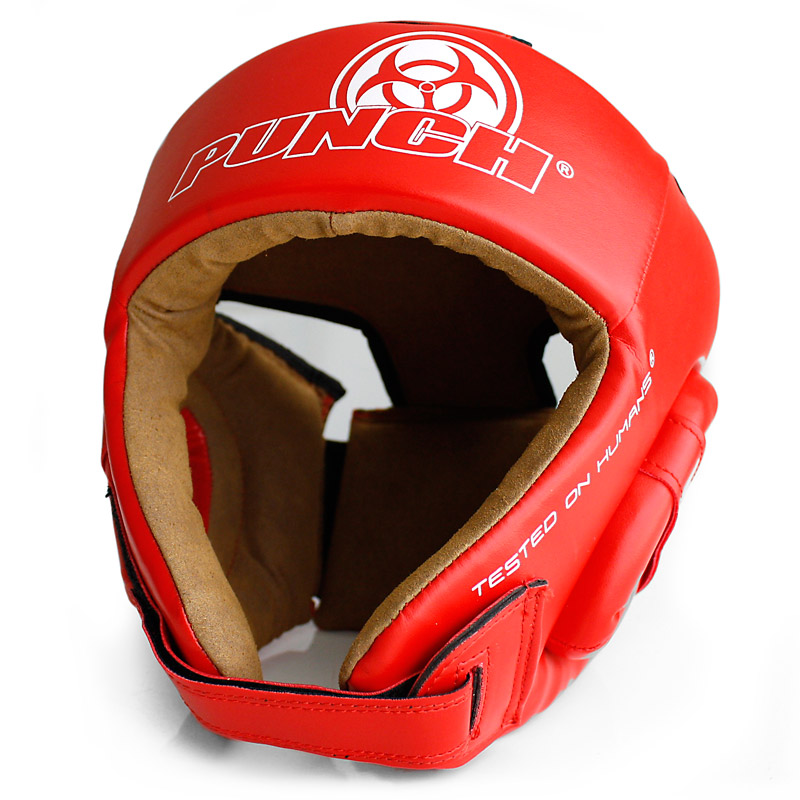 Punch Urban Open Face Head Gear