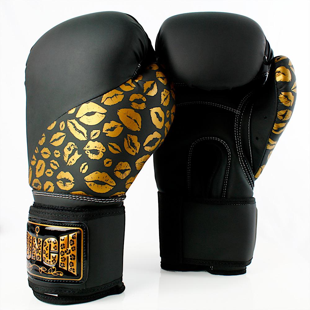Punch Urban Ladies Boxing Gloves Lip Art