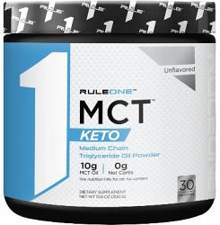 Rule 1 MCT Keto Medium Chain Triglyceride Oil