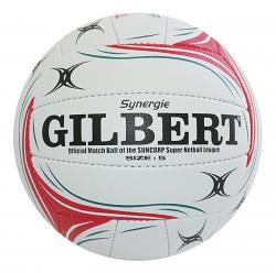 Gilbert Super Netball Synergie