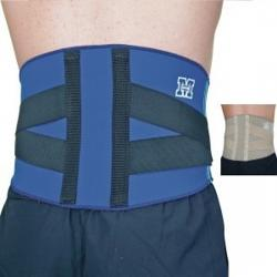 Madison First Aid Back Support with Adjustable Straps