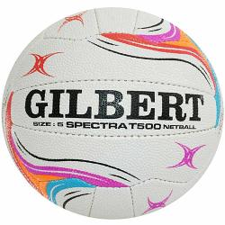 Gilbert Spectra T500 White Netball