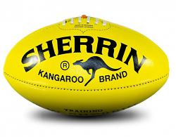 Sherrin KB Poly Aussie Rules Football