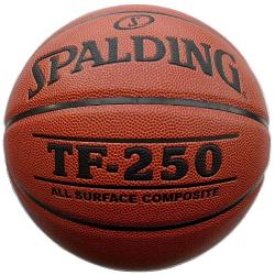Spalding TF 250 Indoor/Outdoor Basketball