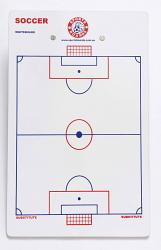 Whiteboards Soccer Budget Sports Board