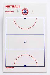 Whiteboards Netball Budget Sports Board