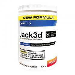 USP Labs Jack3d New Formula