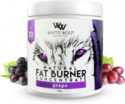 White Wolf Nutrition Natural Fat Burner Concentrate